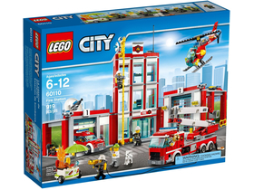 LEGO® City Remiza de pompieri 60110