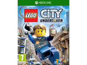 LEGO City Undercover Xbox One Spielsoftware