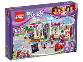 LEGO® Friends Cupcake Caf 41119