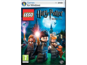 Lego Harry Potter 1-4 Ver.2 Cz PC
