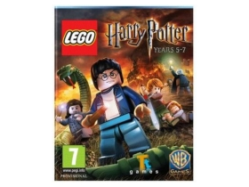 Игра  Lego Harry Potter 5-7 Cz/Hu PC