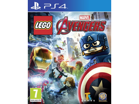 LEGO Marvel`s Avengers PS4 igralni software
