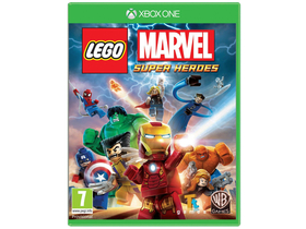 Игра за Xbox One  Lego Marvel Super Heroes
