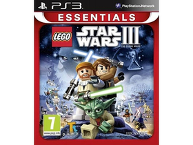 LEGO Star Wars III Clone Wars Essentials PS3 játékszoftver