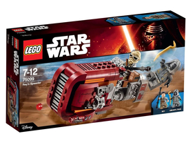 LEGO Star Wars Rey's Speeder™ 75099