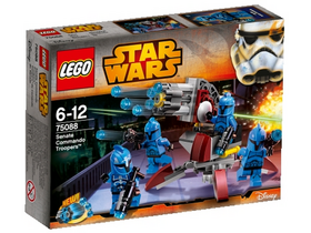 LEGO® Star Wars Senate Commando Troopers™ 75088