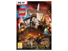 Lego The Lord Of The Rings PC játékszoftver