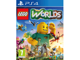 Lego Worlds PS4 igra