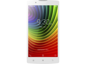 Smartphone Lenovo A2010 (Dual SIM), White (Android)
