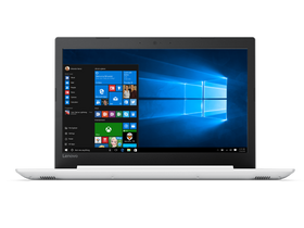 Lenovo IdeaPad 320-15IKBN 80XL00DCHV notebook, бял + Windows 10 Home