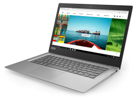 "Notebook Lenovo Ideapad 120s 81A50064HV 14,0"" gri + Windows 10 Home, layout tastatura HU"