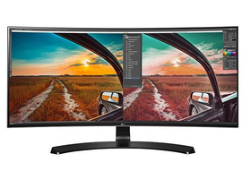 LG 34UC88-B 21:9 IPS LED Monitor