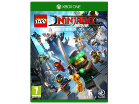 The LEGO Ninjago Movie video game Xbox One játék