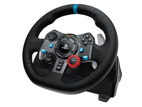 Logitech G29 Driving Force Racing Wheel -кормило (PlayStation4, PlayStation3, PC - USB, 941-000112)