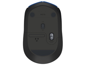 Mouse wireless Logitech M170, gri