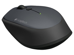 Mouse wireless Logitech M335, negru