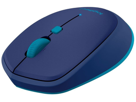 Logitech M535 Bluetooth мишка, синя