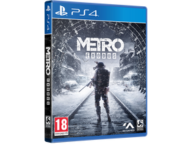 Metro Exodus PS4 igralni software
