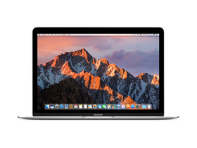 "Apple MacBook 12"" (2017) i5 1.3GHz,8GB,512GB,HD 615, magyar (HUN) bill., ezüst (mnyj2mg/a)"