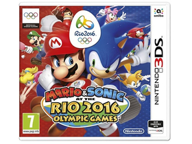 Mario & Sonic at the Rio Olympic  3DS hra