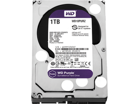 "Hard disk intern Western Digital WD10PURZ 1TB 3,5"" Desktop  SATA3 - Purple"