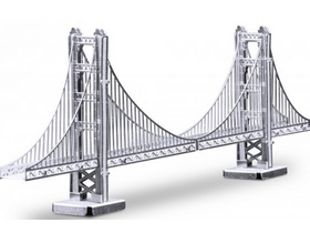 Metal Earth Golden Gate  - pod