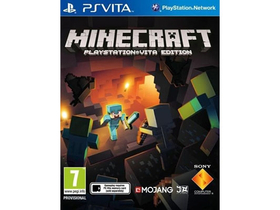 Minecraft PS Vitaherni software