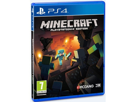 Minecraft PS4 hraci softver