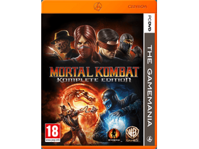 Mortal Kombat 9: Komplete Edition PC igra