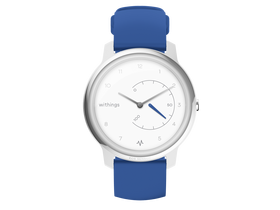 Withings Move ECG Smartwatch, blau