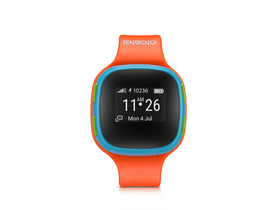 Smart Watch pentru copii Alcatel Move Time Track&Talk Watch GPS , Orange