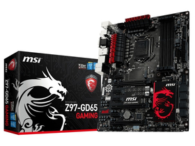 Дънна платка MSI Z97 GD65 Gaming LGA1150