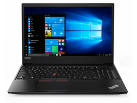 Notebook Lenovo ThinkPad E580 20KS0068HV, negru + Windows 10 Pro (tastatura layout HU)