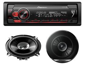 Pioneer MVH-S310BT Bluetooth autóhifi fejegység USB AUX 3b39a6c4c2