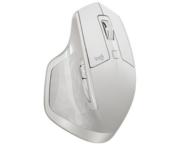 Mouse wireless Logitech MX Master 2S, alb