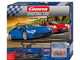 Carrera Digital 132 Racing Spirit versenypálya