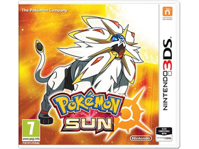 Joc software Pokémon Sun 3DS