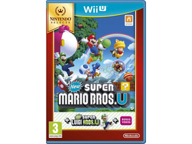 New Super Mario Bros.U+New Super Luigi U Selects Wii U játék