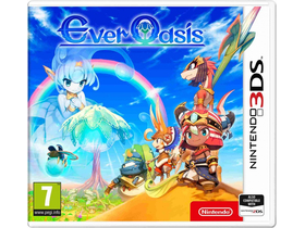 Joc Ever Oasis 3DS