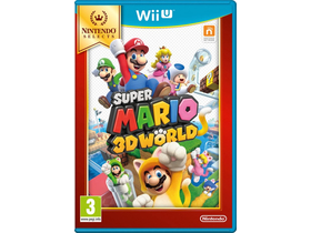 Super Mario 3D World Select Wii U igrice