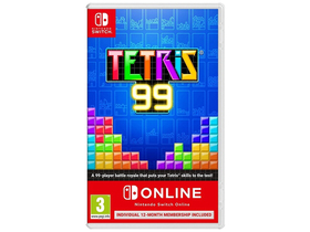 Nintendo Switch Tetris 99 + joc NSO