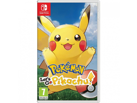 Nintendo Switch Pokémon Lets Go Pikachu! Spielsoftware