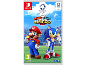 Nintendo Switch Mario & Sonic at the Tokyo Olympic Games 2020 hra