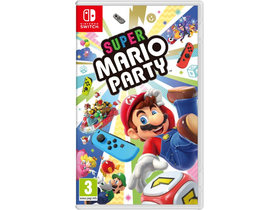 Nintendo Switch Super Mario Party hra