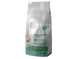 Natures Protection Dog Puppy Starter száraz kutyatáp, 500g (NPS24302)