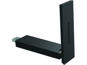 Adaptor rețea wireless Netgear A6210-100PES AC1200 dual band USB3.0