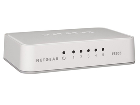 Netgear FS205-100PES 5 x 10/100 switch