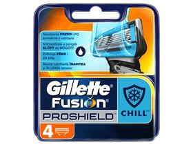 Gillette Fusion ProShield Chill borotvabetét férfi borotvához 0ec709ba4b