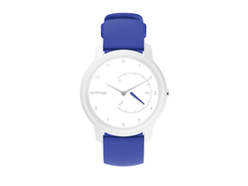 Withings Move смарт часовник бяло-синьо