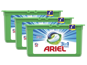 Ariel Touch of Lenor 3in1 kapsule za pranje veša, 3x35 kom.